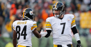 Ben Roethlisberger & Antonio Brown