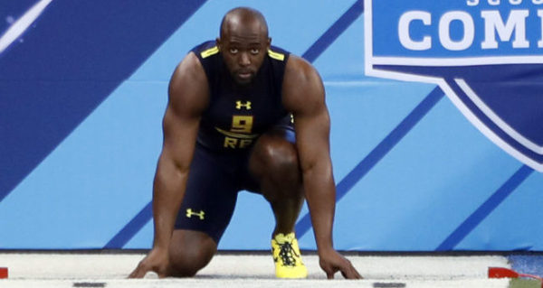 NFL Combine - Running Back Round Up: Who Won & Who Lost?