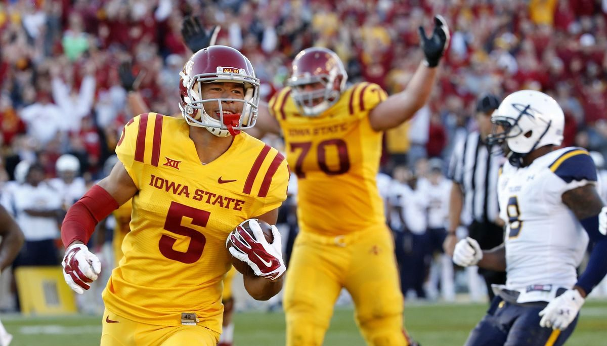 NFL Prospect Preview - Allen Lazard