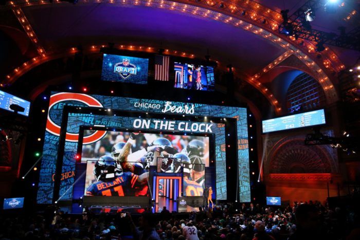 Chicago Bears 2018 NFL Draft Hits and Misses