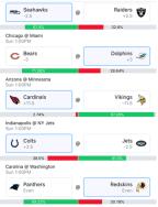Week 6 NFL Picks 2018 - Wally 2