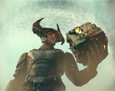 Steppenwolf likes Mother Boxes