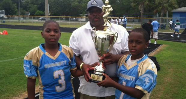 Hotbed Classic 2012 Champions Gwinnett Chargers