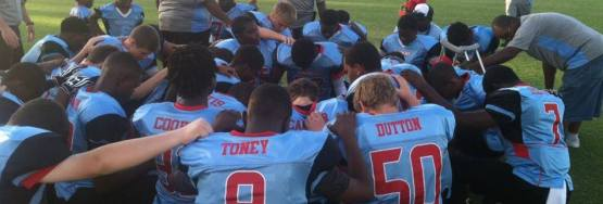 "Rockledge 14U Seniors ""We pray before we play"""