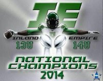 I.E. Ducks 2014 National Champions 13U/14U