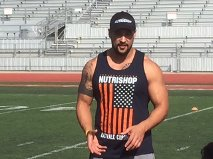 Adam Tello @ Eastvale Training Camp