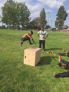 Champ Workout