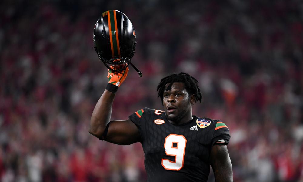 Chad Thomas NFL Jersey