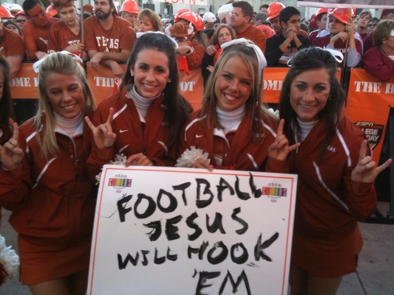 College Gamedayin Dallas