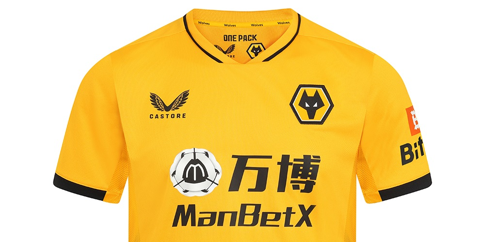 Castore Unveil New Wolves Home Kit for 21/22