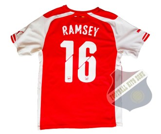 ARSENAL HOME 2014-15   #16 RAMSEY