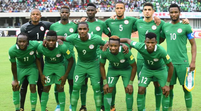 Image result for #Russia2018: Rohr to pick squad after Serbia, Poland friendlies