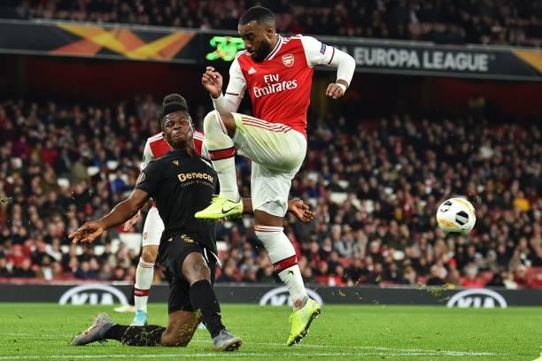 agu 2 - Europa League: Arsenal held as Guimaraes grab last -gasp equaliser