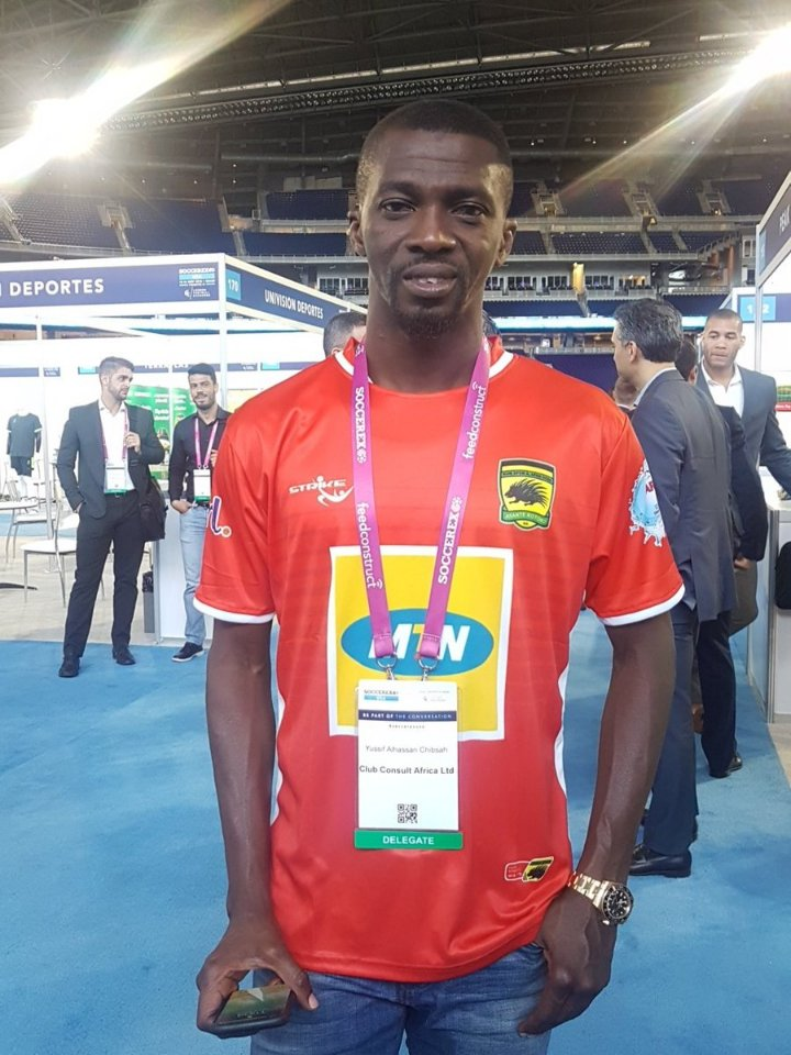 Yussif Chibsah recalls his debut game for Kotoko against which ...