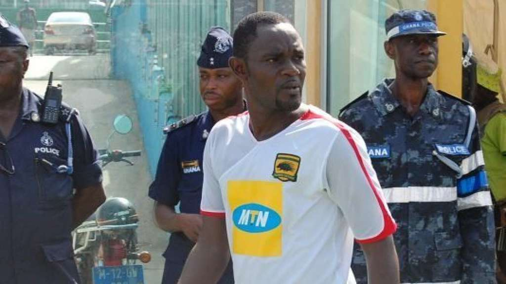 Ex Kotoko captain Godwin Ablordey worried hooliganism still ...