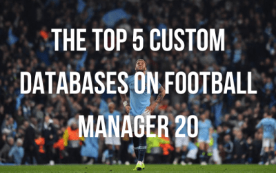 Top 5 Custom Databases on FM20