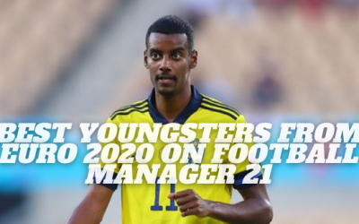 Euro 2020: Best Youngsters on Football Manager 21