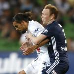 A-League Friday Wrap: 'Nix hold Victory in entertaining stalemate