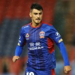 Newcastle Jets defender Johnny Koutroumbis opens up on cancer battle
