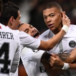 PSG Too Strong For Manchester United