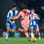 Espanyol's Chinese Star Wu Lei Faces Off With Lionel Messi In LaLiga's Catalan Derby