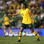 We Can Win The World Cup: Matildas Captain Sam Kerr