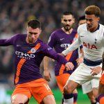 UEFA Champions League: Manchester City v Tottenham Hotspur