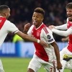 Ajax Aim For Second Champions League Scalp Against Juventus