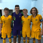 Australian U-17 Joeys 30-man squad selected