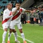 Peru Stun Chile To Reach Copa Final
