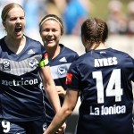 Di Pietro: W-League On The Right Track