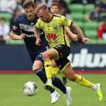 Melbourne Victory And Wellington Phoenix Share Points In Fiery Affair