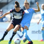 Melbourne City Thrash Victory In W-League Derby