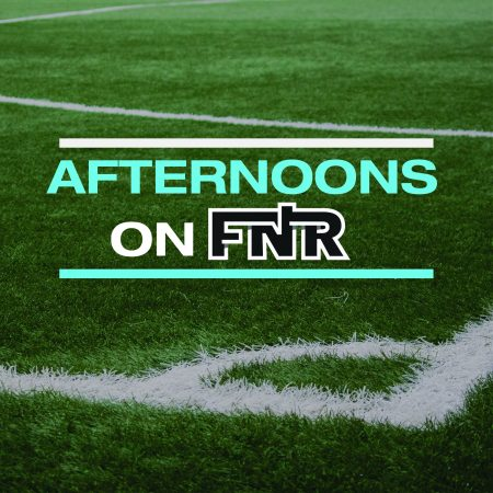 Afternoons On FNR Soundcloud Thumbnail