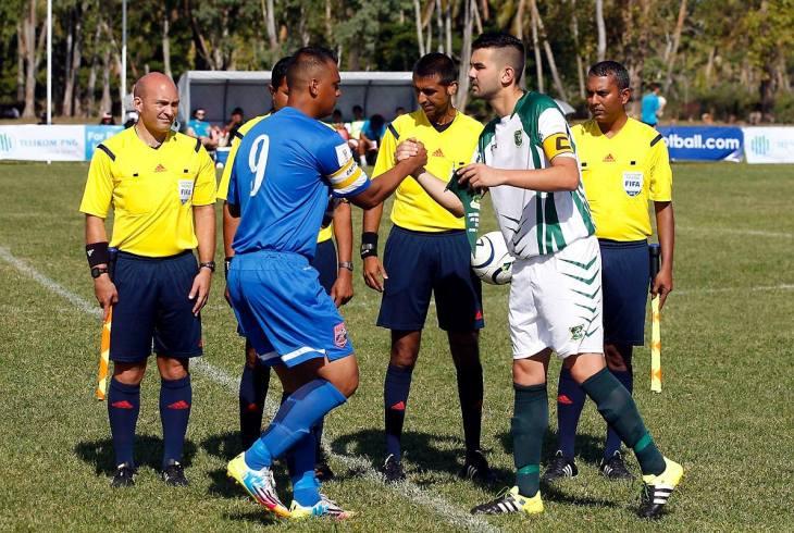 OFC WC 2018 American Samoa vs. Cook Islands - Behari (Fiji)