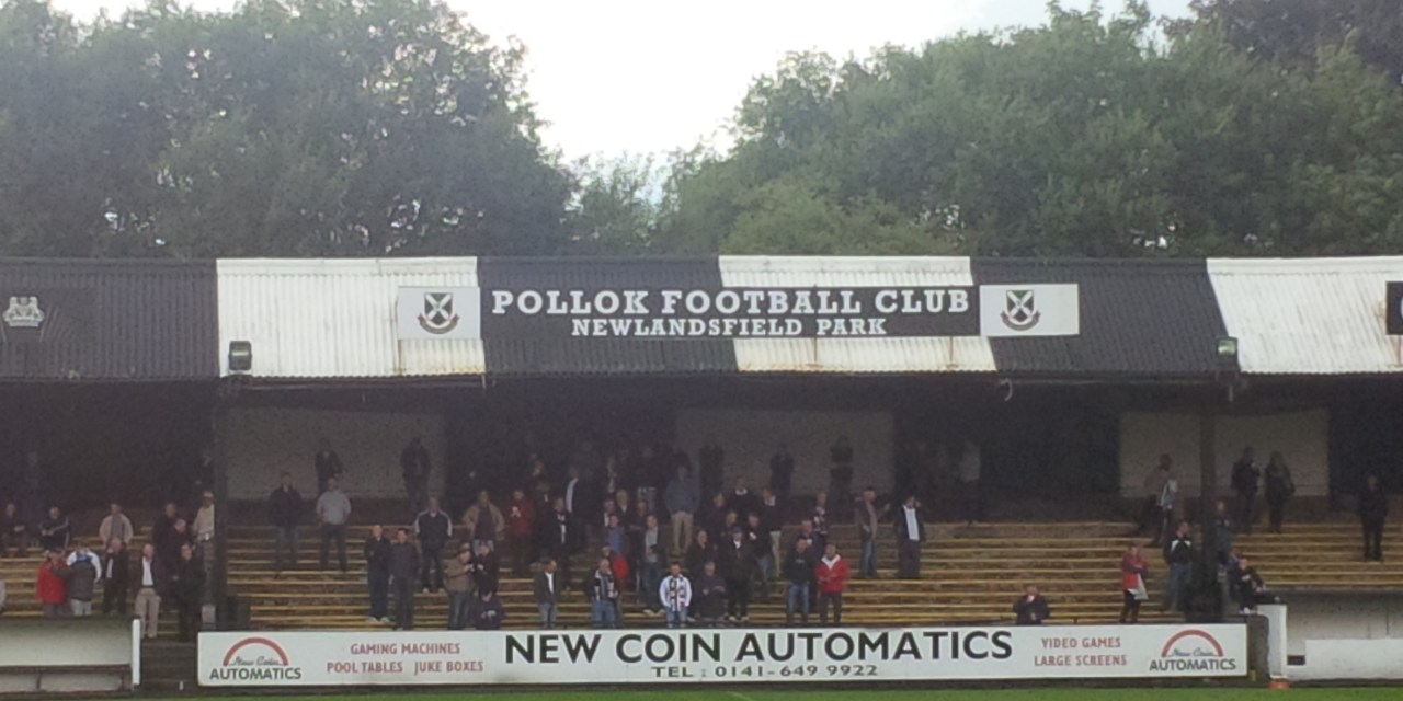 Pollok caught in the relegation net