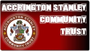 Community football alive and well in Accrington and Burton