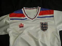 Kit of the Week No.12: England home 1980-83