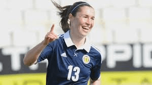 Scotland striker Jane Ross talks World Cup qualification to The Football Pink