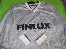 Kit of the Week No.33: Sheffield Wednesday away 1987-88