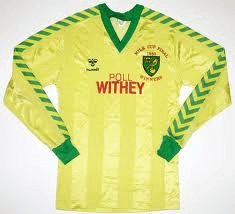Kit of the Week No.42: Norwich City home 1984-85