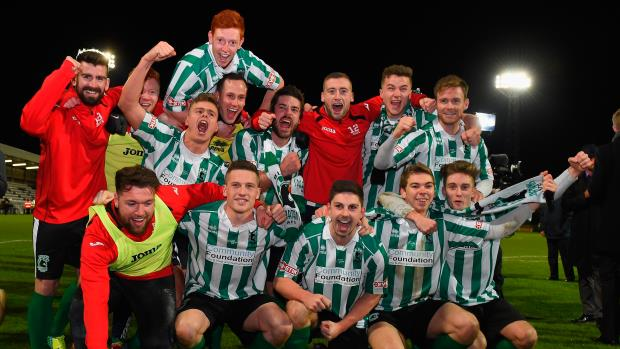 The story of Blyth Spartans' epic FA Cup run