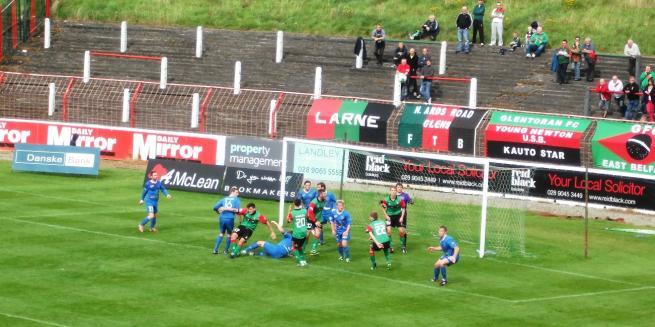 A state of change – Reflections on Northern Irish football