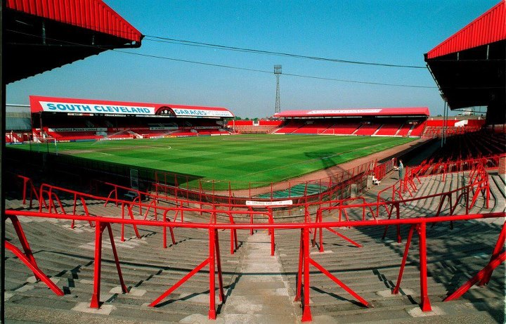 Ayresome Park – On a corner of Paradise