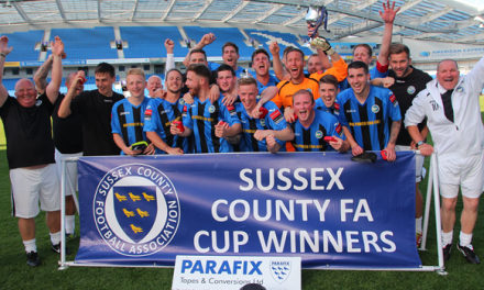 The strange case of the County Cup