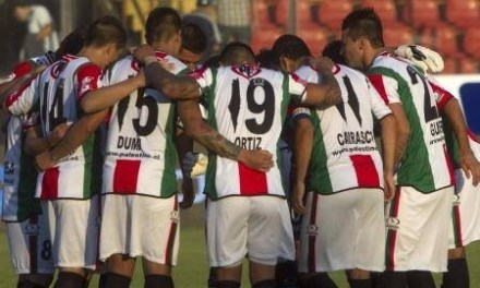 Palestino – Getting shirty in Chile