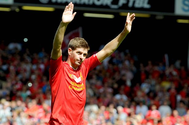 Steven Gerrard and the Leaving of Liverpool