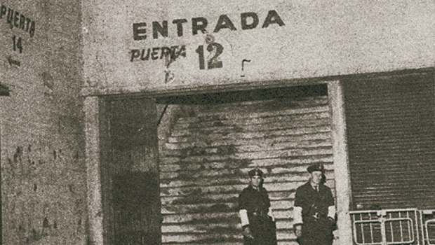 River vs. Boca '68 – The tragedy of La Puerta 12