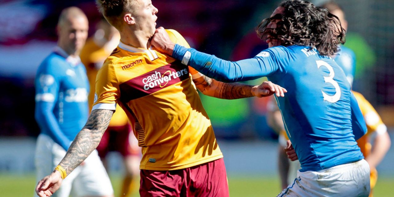Scottish fitbaw season review – Play offs, punches and plenty of Petrofac