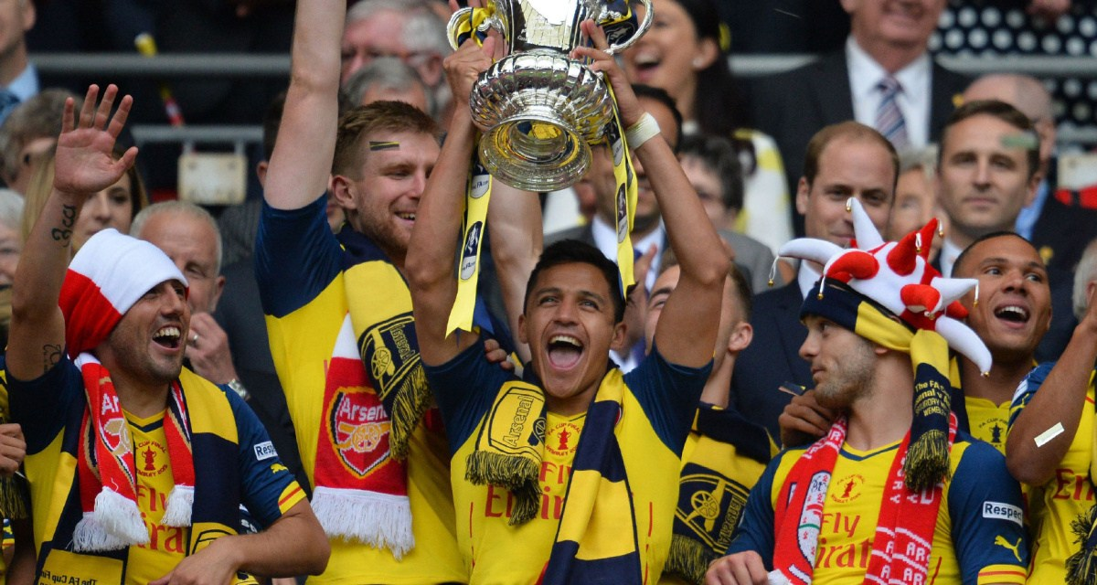 Arsenal hat-trick can boost FA Cup